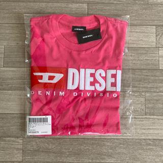 ディーゼル(DIESEL)の☆新品タグ付☆ DIESEL 半袖Tシャツ(Tシャツ/カットソー)