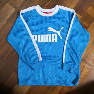PUMA - PUMA 120cm 長袖カットソー