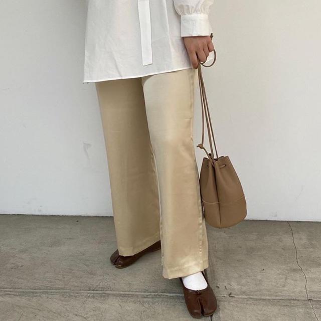 TODAYFUL(トゥデイフル)のpurse bag 巾着バッグ レディースのバッグ(ハンドバッグ)の商品写真