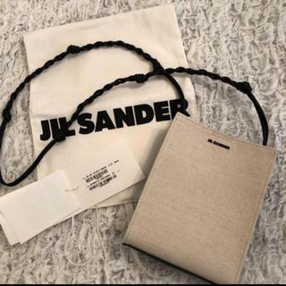Jil Sander - 正規品ジルサンダー♡tangleスモール♡ほぼ未使用