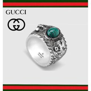グッチ(Gucci)の【新入荷】GUCCI ガーデン シルバー リング 20号(リング(指輪))