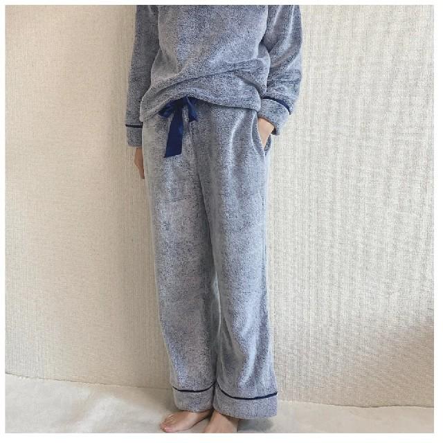 GU(ジーユー)のGU  マシュマロフィールラウンジセット レディースのルームウェア/パジャマ(ルームウェア)の商品写真
