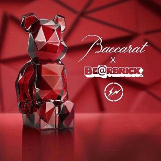 バカラ(Baccarat)のBaccarat × BE@RBRICK バカラ ベアブリック(キャラクターグッズ)