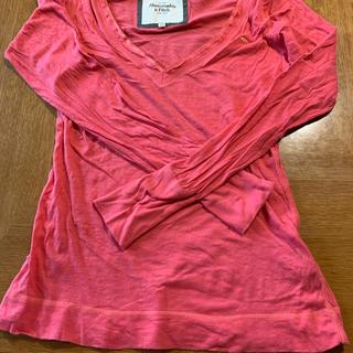 アバクロンビーアンドフィッチ(Abercrombie&Fitch)のアバクロロンT(Tシャツ(長袖/七分))