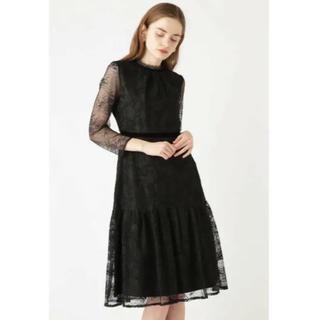 JILLSTUART - ジルスチュアート   黒 ドレス