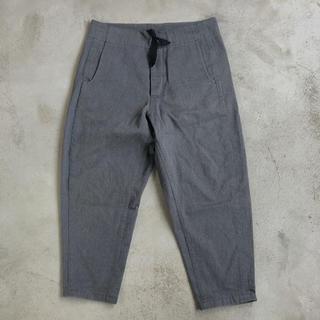 コモリ(COMOLI)のstylecraftwardrobe pants #6(ワークパンツ/カーゴパンツ)