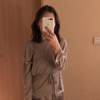 トゥデイフル(TODAYFUL)の3way pullover(カットソー(長袖/七分))
