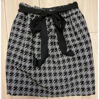 ランバンオンブルー(LANVIN en Bleu)のランバンオンブルー スカート(ひざ丈スカート)