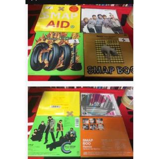 スマップ(SMAP)のSMAP  CD  まとめ売り 1〜12  A   バラ売り可(アイドルグッズ)