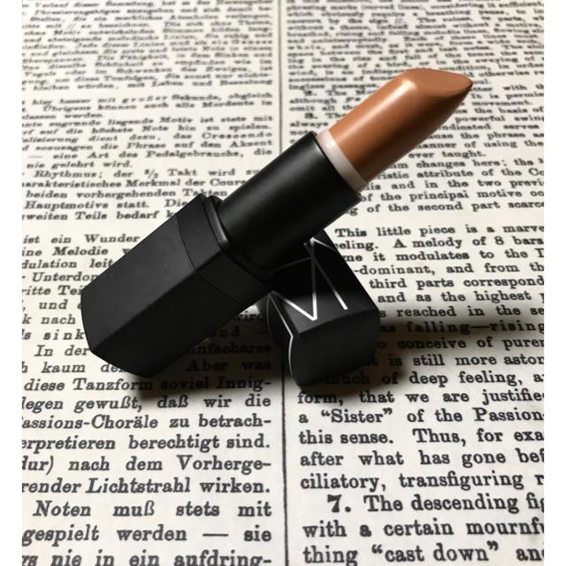 NARS(ナーズ)のNARS リップスティック LIGURIA コスメ/美容のベースメイク/化粧品(口紅)の商品写真