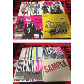 スマップ(SMAP)のSMAP  CD  まとめ売り 13〜24   B(アイドルグッズ)