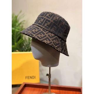 FENDI - 5500円FENDIフェンディバケットハット男女兼用帽子