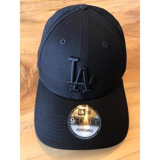 NEW ERA - 【新品】NEW ERA ニューエラ  キャップ ベースボール ブラック LA