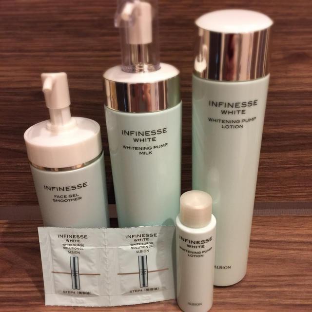 ALBION(アルビオン)のアルビオン アンフィネス コスメ/美容のスキンケア/基礎化粧品(乳液/ミルク)の商品写真