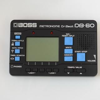 ボス(BOSS)のメトロノーム metronome Dr.Beat DB-60(その他)