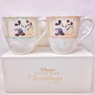 Noritake - 新品 ディズニー アンバサダーホテル限定 ミッキー&ミニー ♡ ペアマグカップ