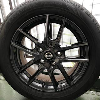 ニッサン(日産)の日産セレナC27 純正16インチ タイヤ&ホイールセット(タイヤ・ホイールセット)