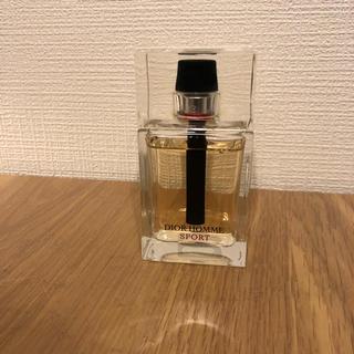 クリスチャンディオール(Christian Dior)のDior Homme Sport 香水(香水(男性用))