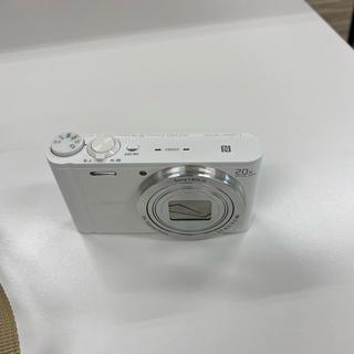 SONY - 【専用ケース付き】SONY ソニー デジカメ サイバーショットDSC-WX350