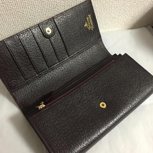 Vivienne Westwood(ヴィヴィアンウエストウッド)の新品✨ヴィヴィアンウエストウッド 長財布 レディースのファッション小物(財布)の商品写真