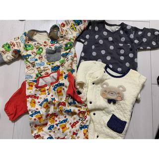 ザラキッズ(ZARA KIDS)の子供服 冬用ロンパース(ロンパース)