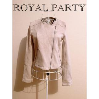ロイヤルパーティー(ROYAL PARTY)のROYAL PARTY(ノーカラージャケット)