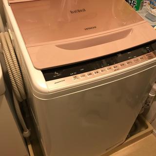 日立 - 2015年式HITACHI BW-7WV日立洗濯機 7kg ビートウォッシュ