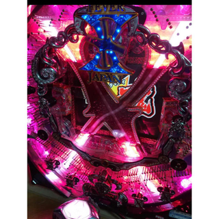 サンキョー(SANKYO)のXJAPAN パチンコ実機 卓上盤(パチンコ/パチスロ)