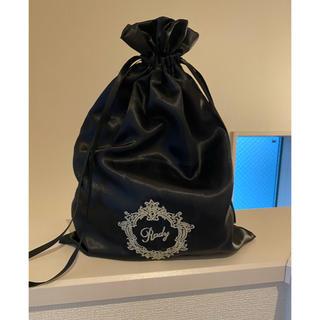Rady - Rady❤️ブラック/巾着袋