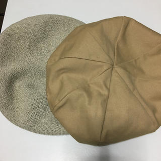 ローリーズファーム(LOWRYS FARM)のベレー帽2点セット ローリズファーム(ハンチング/ベレー帽)