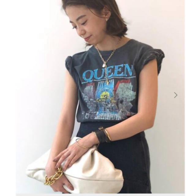 DEUXIEME CLASSE(ドゥーズィエムクラス)のGOOD ROCK SPEED QUEEN Tシャツ レディースのトップス(Tシャツ(半袖/袖なし))の商品写真