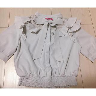 マーズ(MA*RS)の量産型 ブラウス(シャツ/ブラウス(半袖/袖なし))
