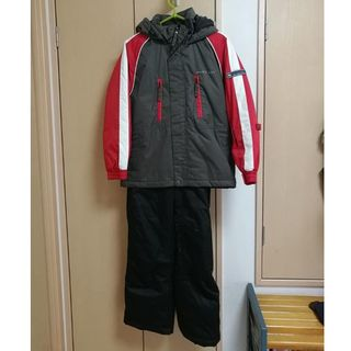 男児スキーウェア上下セット(140cm)(ウエア)