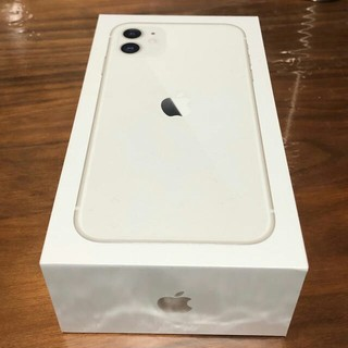 iPhone - iPhone11 128GB 白  新品未使用 開封済み