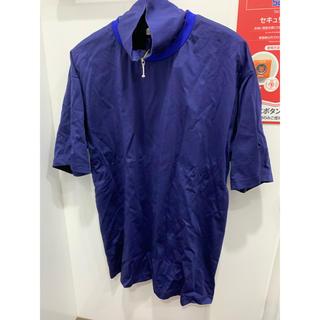 ジョンローレンスサリバン(JOHN LAWRENCE SULLIVAN)のリトルビッグ littlebig ハイネック ジップ Tシャツ(Tシャツ/カットソー(半袖/袖なし))