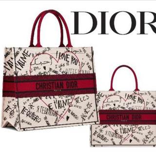 Dior - Dior トートバッグ Love 新品