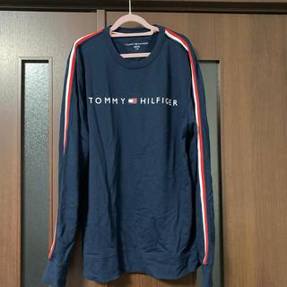 トミーヒルフィガー(TOMMY HILFIGER)のTOMMY HILFIGER メンズ長袖Tシャツ(Tシャツ(長袖/七分))