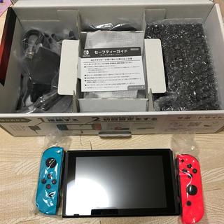 Nintendo Switch - Nintendo Switch 本体 美品 旧型 未対策機