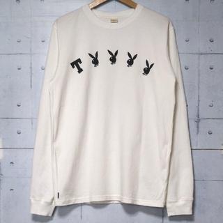 TOMMY×PLAYBOY 長袖Tシャツ