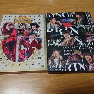 King & Prince DVDセット
