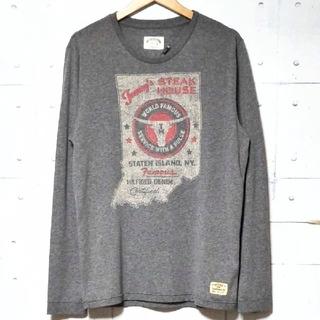 トミーヒルフィガー(TOMMY HILFIGER)のTOMMY HILFIGER 長袖Tシャツ(Tシャツ/カットソー(七分/長袖))