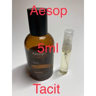 イソップ(Aesop)のAesop Tacit イソップ タシット 5ml(香水(男性用))