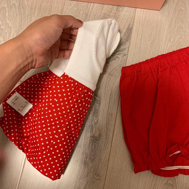 mikihouse(ミキハウス)のお客様専用 1300円 キッズ/ベビー/マタニティのこども用ファッション小物(ベビースタイ/よだれかけ)の商品写真