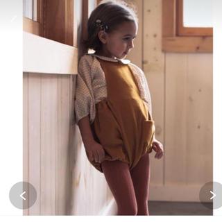 Caramel baby&child  - soor ploom  oona romper  2/3Y