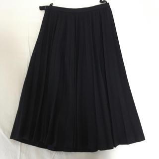 サマンサモスモス(SM2)のSM2 プリーツスカート サマンサ モスモス(ひざ丈スカート)