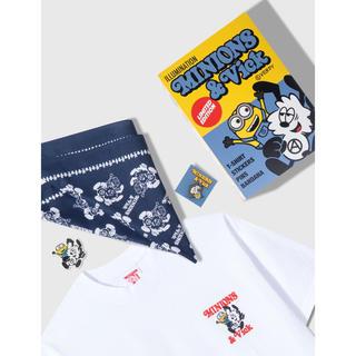 ミニオン(ミニオン)のVerdy × Minions x Vick Set Pack 白M(Tシャツ/カットソー(半袖/袖なし))