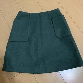 プールスタジオ(pool studio)のプールスタジオアリヴィエ 膝丈スカート(ひざ丈スカート)