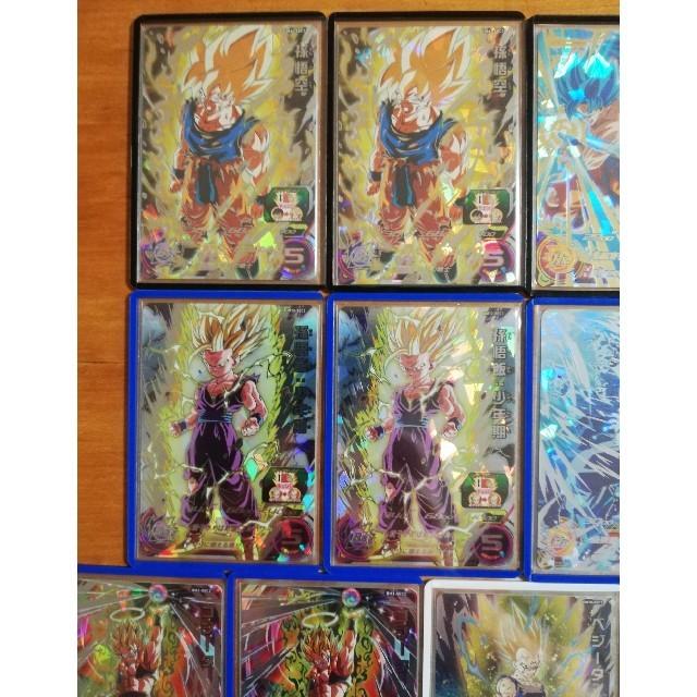 ドラゴンボール(ドラゴンボール)の【龍神様専用】ドラゴンボールヒーローズ 原作イラストカード エンタメ/ホビーのアニメグッズ(カード)の商品写真