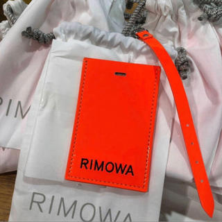 AMBUSH - RIMOWA AMBUSH luggage tag