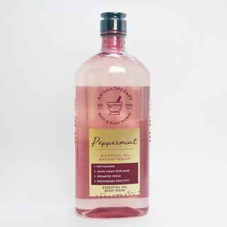 Bath & Body Works - BBWアロマセラピーEucalyptus とPeppermintウォッシュ 2点